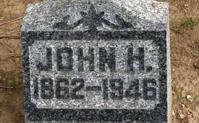 SCHMINK, JOHN H. - Erie County, Ohio | JOHN H. SCHMINK - Ohio Gravestone Photos