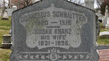 SCHNAITTER, CORNELIUS - Erie County, Ohio | CORNELIUS SCHNAITTER - Ohio Gravestone Photos