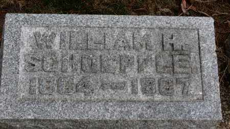 SCHOEPFLE, WILLIAM H. - Erie County, Ohio | WILLIAM H. SCHOEPFLE - Ohio Gravestone Photos