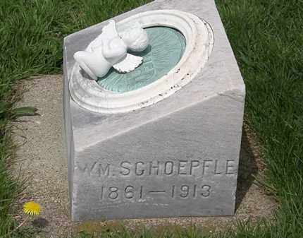 SCHOEPFLE, WM. - Erie County, Ohio | WM. SCHOEPFLE - Ohio Gravestone Photos