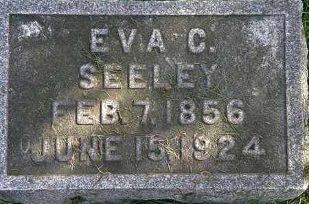 SEELEY, EVA C. - Erie County, Ohio | EVA C. SEELEY - Ohio Gravestone Photos