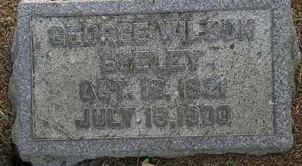 SEELEY, GEORGE WILSOM - Erie County, Ohio | GEORGE WILSOM SEELEY - Ohio Gravestone Photos