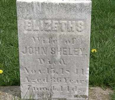 SHELEY, JOHN - Erie County, Ohio | JOHN SHELEY - Ohio Gravestone Photos