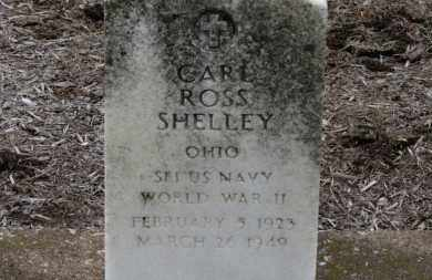 SHELLY, CARL ROSS - Erie County, Ohio | CARL ROSS SHELLY - Ohio Gravestone Photos
