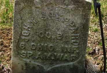 SHEPPARD, JOHN - Erie County, Ohio | JOHN SHEPPARD - Ohio Gravestone Photos