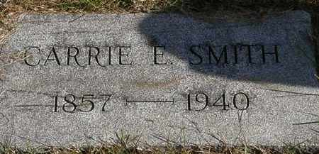 SMITH, CARRIE E. - Erie County, Ohio | CARRIE E. SMITH - Ohio Gravestone Photos