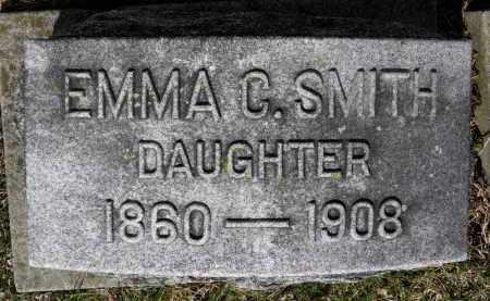 SMITH, EMMA C. - Erie County, Ohio   EMMA C. SMITH - Ohio Gravestone Photos
