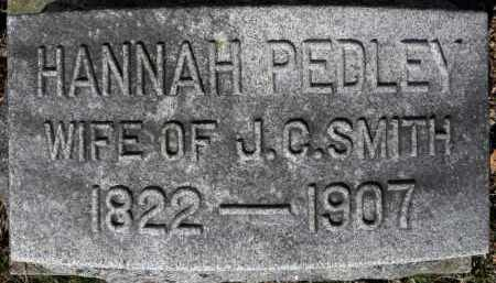 SMITH, HANNAH - Erie County, Ohio | HANNAH SMITH - Ohio Gravestone Photos