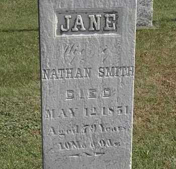 SMITH, JANE - Erie County, Ohio | JANE SMITH - Ohio Gravestone Photos