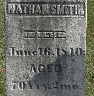 SMITH, NATHAN - Erie County, Ohio | NATHAN SMITH - Ohio Gravestone Photos
