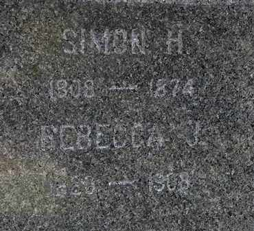 SPRAGUE, REBECCA J. - Erie County, Ohio | REBECCA J. SPRAGUE - Ohio Gravestone Photos