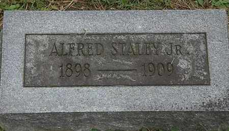 STALEY, ALFRED JR. - Erie County, Ohio | ALFRED JR. STALEY - Ohio Gravestone Photos
