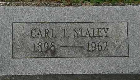 STALEY, CARL T. - Erie County, Ohio | CARL T. STALEY - Ohio Gravestone Photos