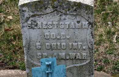 STAMM, ERNEST - Erie County, Ohio | ERNEST STAMM - Ohio Gravestone Photos