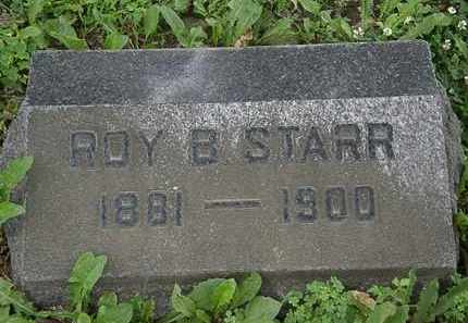 STARR, ROY B. - Erie County, Ohio | ROY B. STARR - Ohio Gravestone Photos