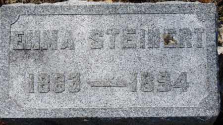 STEINERT, EMMA - Erie County, Ohio | EMMA STEINERT - Ohio Gravestone Photos