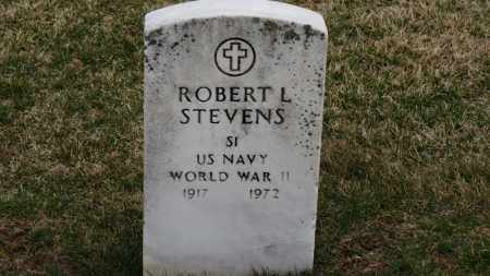 STEVENS, ROBERT L - Erie County, Ohio | ROBERT L STEVENS - Ohio Gravestone Photos