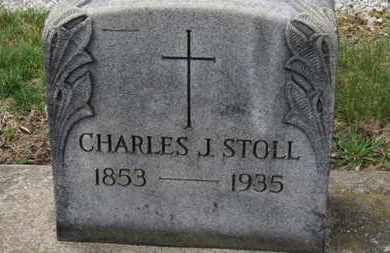 STOLL, CHARLES J. - Erie County, Ohio | CHARLES J. STOLL - Ohio Gravestone Photos