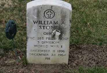 STONE, WILLIAM A. - Erie County, Ohio | WILLIAM A. STONE - Ohio Gravestone Photos