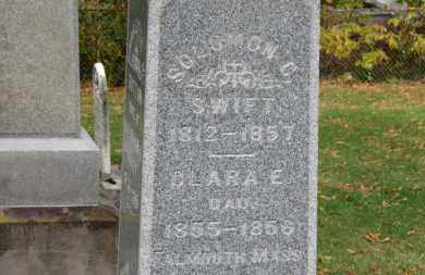 SWIFT, CLARE E. - Erie County, Ohio | CLARE E. SWIFT - Ohio Gravestone Photos