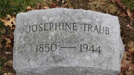 TRAUB, JOSEPHINE - Erie County, Ohio | JOSEPHINE TRAUB - Ohio Gravestone Photos