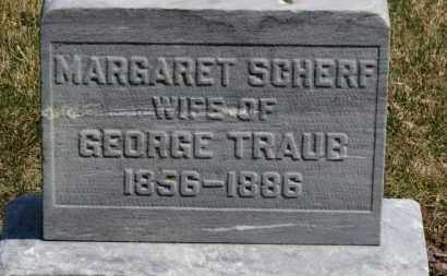 TRAUB, MARGARET - Erie County, Ohio | MARGARET TRAUB - Ohio Gravestone Photos