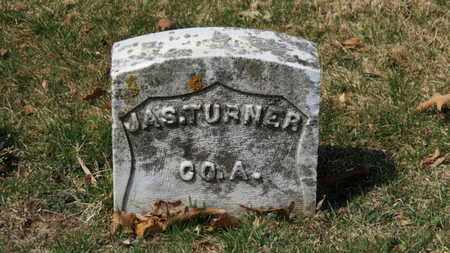 TURNER, JAS. - Erie County, Ohio | JAS. TURNER - Ohio Gravestone Photos