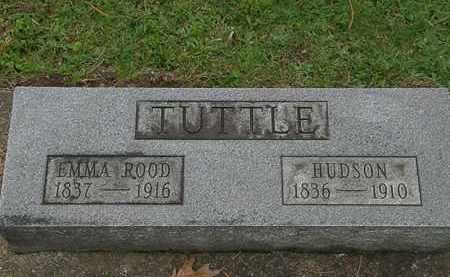 ROOD TUTTLE, EMMA - Erie County, Ohio | EMMA ROOD TUTTLE - Ohio Gravestone Photos