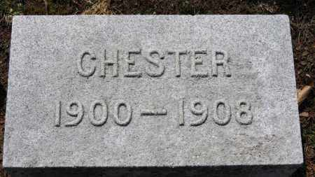 VOIGT, CHESTER - Erie County, Ohio | CHESTER VOIGT - Ohio Gravestone Photos