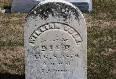 VOLK, WILLIAM - Erie County, Ohio | WILLIAM VOLK - Ohio Gravestone Photos