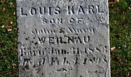 WEILNAU, MARY - Erie County, Ohio | MARY WEILNAU - Ohio Gravestone Photos