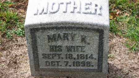 WHITE, MARY K. - Erie County, Ohio | MARY K. WHITE - Ohio Gravestone Photos