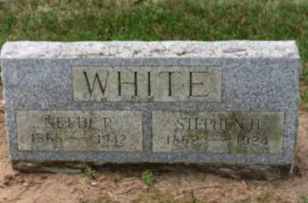 WHITE, STEPHEN H. - Erie County, Ohio | STEPHEN H. WHITE - Ohio Gravestone Photos