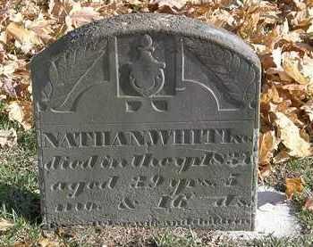 WHITING, NATHAN - Erie County, Ohio | NATHAN WHITING - Ohio Gravestone Photos