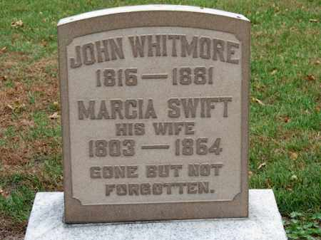 SWIFT WHITMORE, MARCIA - Erie County, Ohio | MARCIA SWIFT WHITMORE - Ohio Gravestone Photos