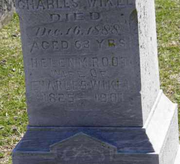 WIKEL, CHARLES - Erie County, Ohio | CHARLES WIKEL - Ohio Gravestone Photos