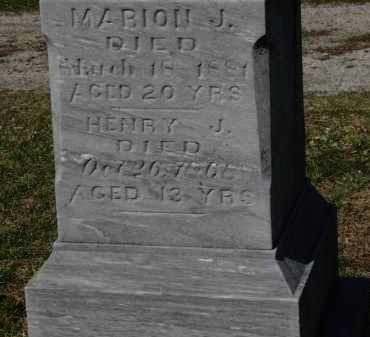 WIKEL, HENRY J - Erie County, Ohio | HENRY J WIKEL - Ohio Gravestone Photos