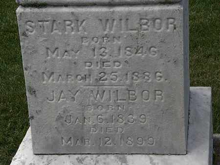 WILBOR, STARK - Erie County, Ohio | STARK WILBOR - Ohio Gravestone Photos