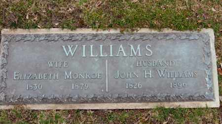 WILLIAMS, ELIZABETH - Erie County, Ohio | ELIZABETH WILLIAMS - Ohio Gravestone Photos