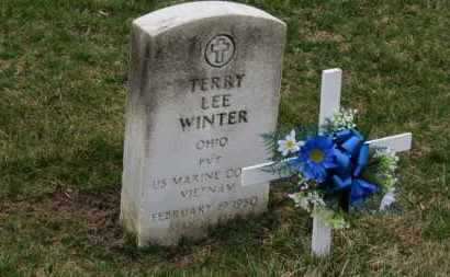 WINTER, TERRY LEE - Erie County, Ohio | TERRY LEE WINTER - Ohio Gravestone Photos