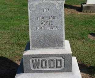 WOOD, IRA - Erie County, Ohio | IRA WOOD - Ohio Gravestone Photos