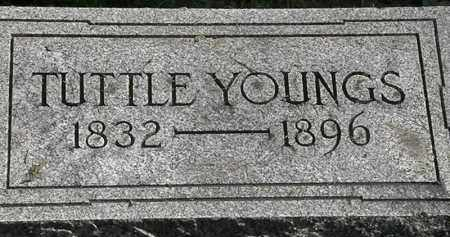 YOUNGS, TUTTLE - Erie County, Ohio | TUTTLE YOUNGS - Ohio Gravestone Photos