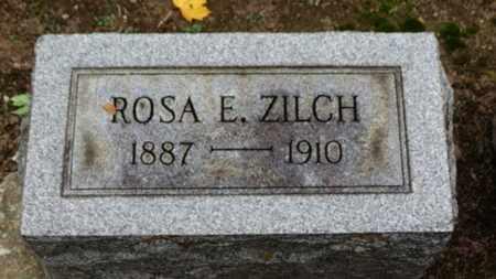 ZILCH, ROSA E. - Erie County, Ohio | ROSA E. ZILCH - Ohio Gravestone Photos