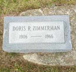 ZIMMERMAN, DORIS - Erie County, Ohio | DORIS ZIMMERMAN - Ohio Gravestone Photos