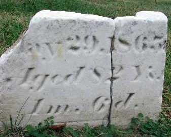 ?, ? - Fairfield County, Ohio | ? ? - Ohio Gravestone Photos