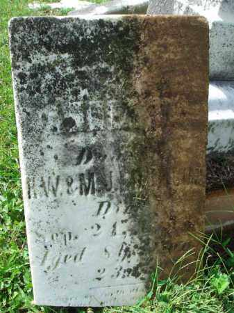 ?, ANNE - Fairfield County, Ohio | ANNE ? - Ohio Gravestone Photos