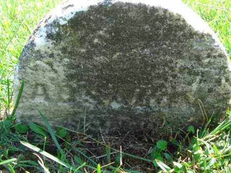 ?, ABSALOM? - Fairfield County, Ohio | ABSALOM? ? - Ohio Gravestone Photos