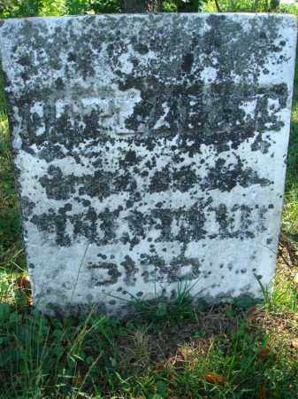 ?, CATHARINE - Fairfield County, Ohio | CATHARINE ? - Ohio Gravestone Photos