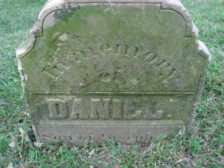 ?, DANIEL - Fairfield County, Ohio | DANIEL ? - Ohio Gravestone Photos