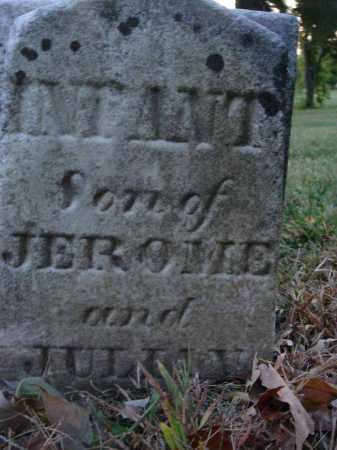 ?, INFANT SON - Fairfield County, Ohio | INFANT SON ? - Ohio Gravestone Photos